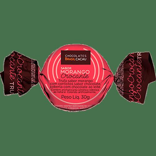 Trufa-Morango-Crocante-30G